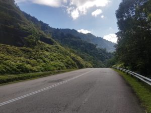 Cycling Routes – Cameron Highlands – Ipoh – Malaysia