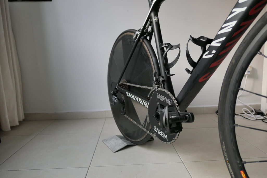 ZIPP Super-9 Carbon Clincher Disc - Iron Mike Musing