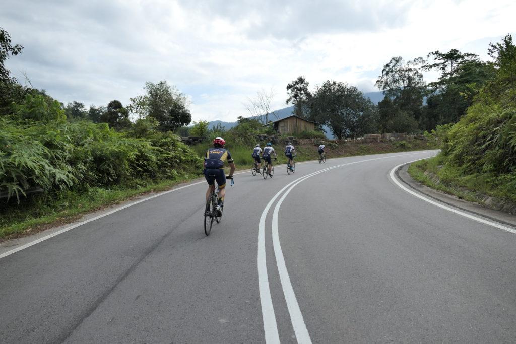 Genting Perez Ascent - Kuala Lumpur Cycling - Iron Mike Musing