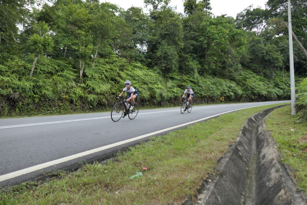 Genting Perez Descent - Kuala Lumpur Cycling - Iron Mike Musing