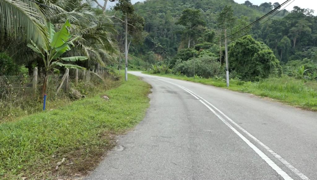 Local Roads - Kuala Lumpur Cycling - Iron Mike Musing