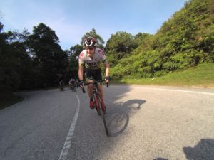 Cycling Routes – Genting Sempah – Malaysia