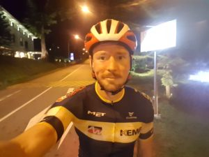 Everesting Singapore - Starting - Iron Mike Musing