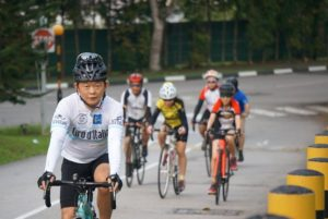 Everesting Singapore - JoyRiders Visit - Iron Mike Musing