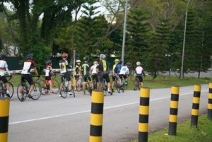 Everesting Singapore - More Visitors - Iron Mike Musing