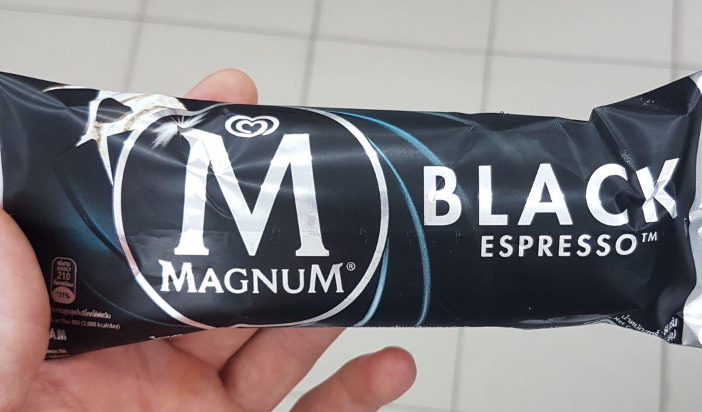 Espresso Mangum - Iron Mike Musng
