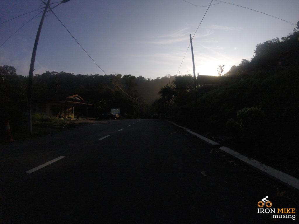 Gunung Pulai - Iron Mike Musing