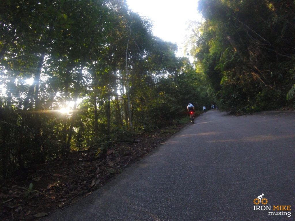 Gunung Pulai - Malaysia - Iron Mike Musing