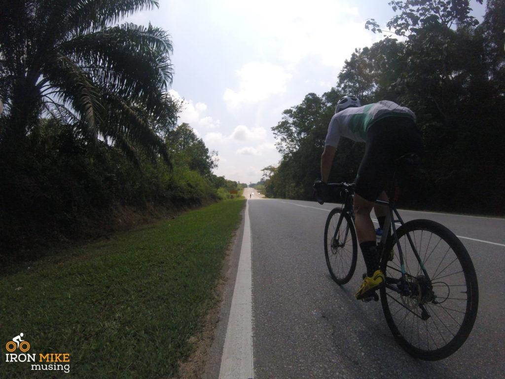 Kulai - Malaysia - Iron Mike Musing