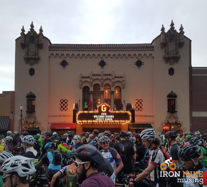 2018 Dirty Kanza 200 - Iron Mike Musing