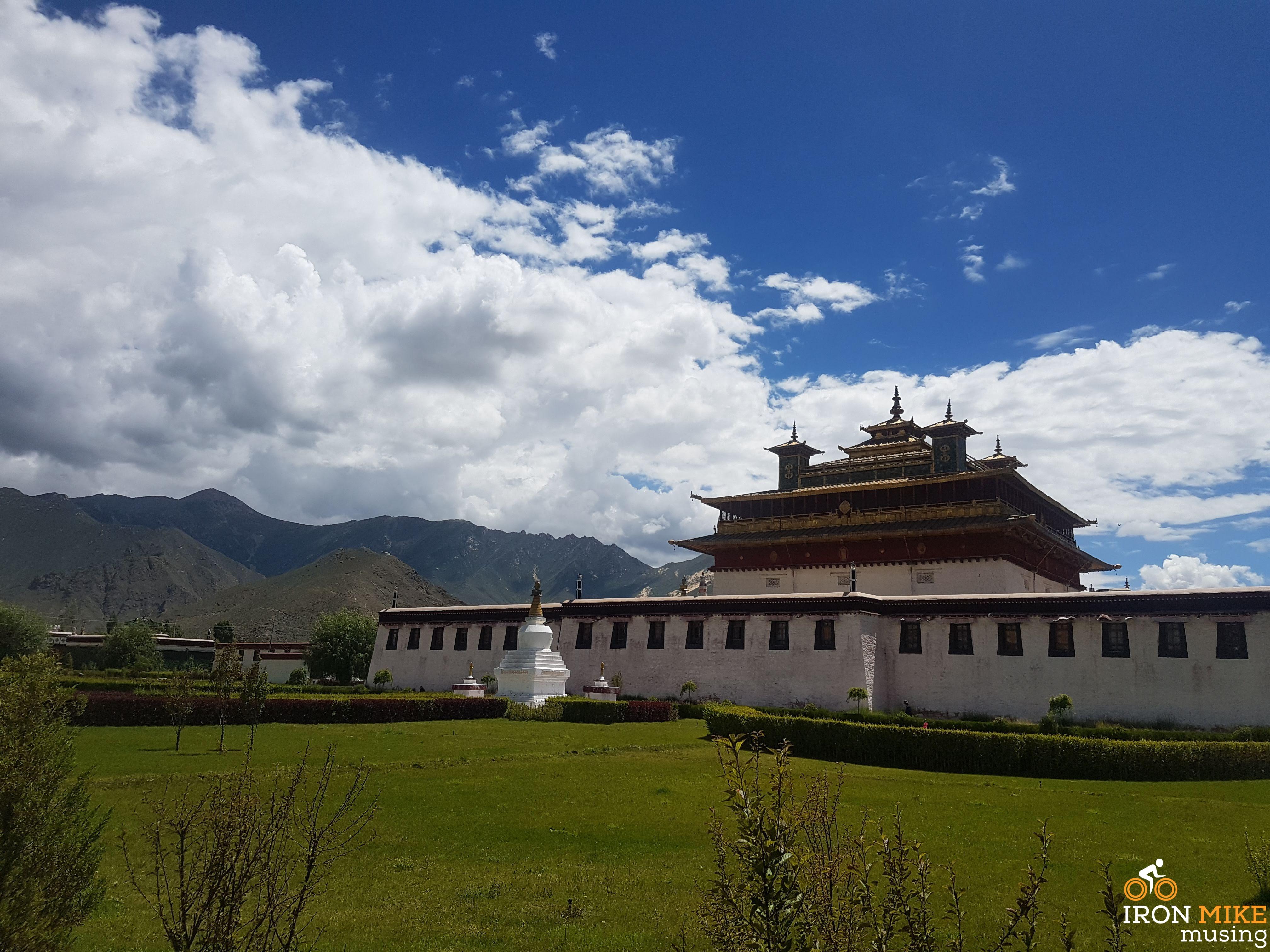 Semye Monastery - Tibet - Iron Mike Musing