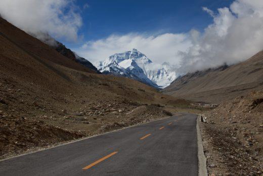 Qomalong Ma - Tibet - Iron Mike Musing