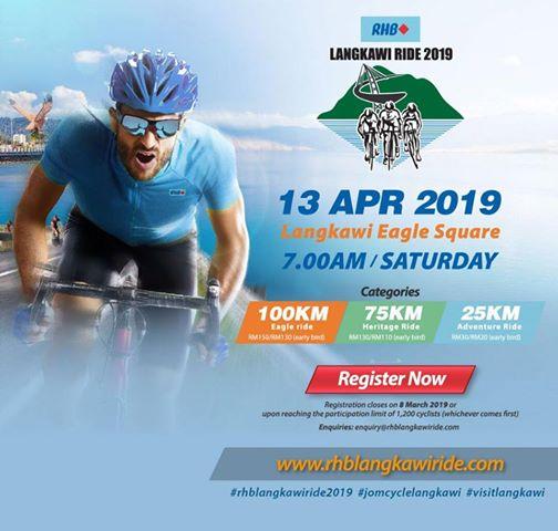 2019 - Langkawi Ride